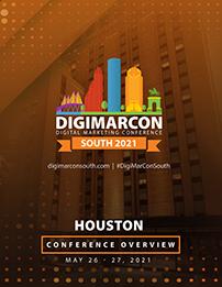 DigiMarCon Florida 2021 Brochure
